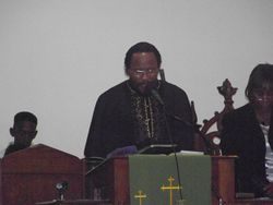 "Rev. Nelms - ""Keep Heaven on Your Mind"""