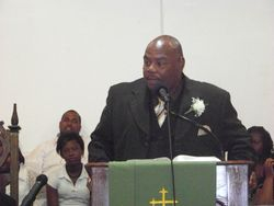 Remarks by Pastor Franklin