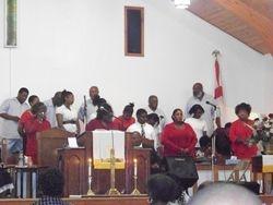 Ward Chapel Combined Choir