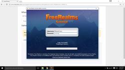 Free Realms Sunrise Launcher #2