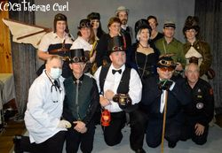 Australian Costumers' Guild Costume Ball 2014