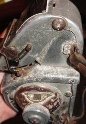 Pre-War TIM - corrosion