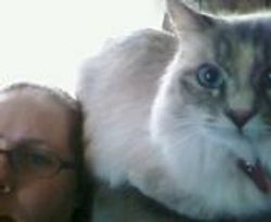 Me and Pixie (RIP)