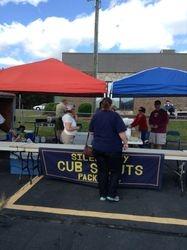 Cub Sout/Boy Scout concessions