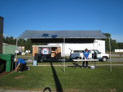 Jim and Sandy/ setup registration