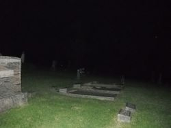 Anderson Cemetery X
