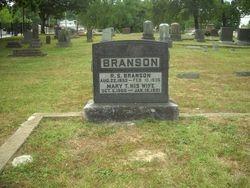 Branson, Missouri Cemetery