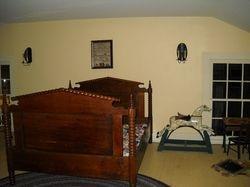 Same Upstairs bedroom as before