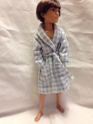 Georges ' Bathrobe'
