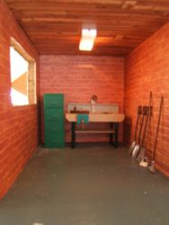 Poole House Garage