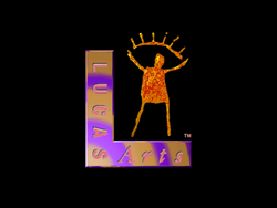Lucas arts logo, modified
