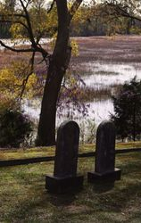 Lett, Elizabeth, Never Alone, Ivy Hill Cemetery, Smithfield, VA