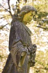 Lett, Elizabeth, Watch Over Me, Cedar Hill Cemetery, Suffolk, VA