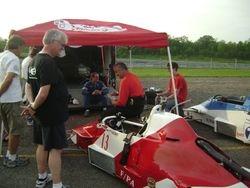 Dom's 1st win post race