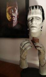 Glenn Strange as Frankenstein Monster