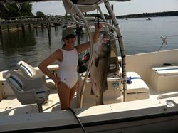 Debbies 1st STRIPER