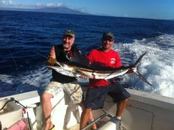 FIRST STRIPED MARLIN