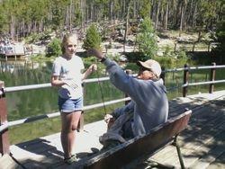 Wild Bill fishing