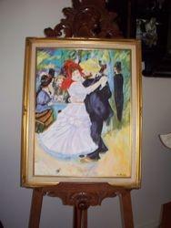 Renoir's Dance at Bougival
