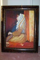 Roman Beggar Woman