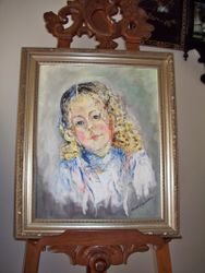 Monet's Andre Louvray