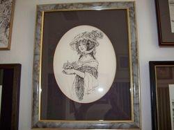 The Original Rosalie Drawing