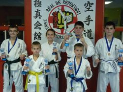 Quebec Kyokushin Open