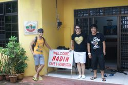 Kevin, Jay & Zaim