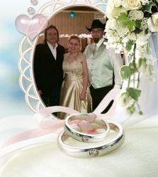 Nothing like a Backyard Wedding