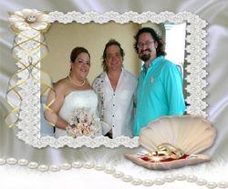 Beach Bum Wedding