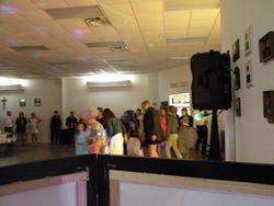 MY veiw of the Dance Floor