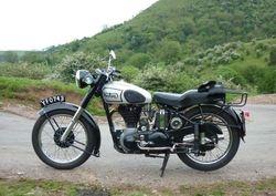 1951 Norton ES2