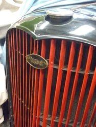 Brough Superior 1936