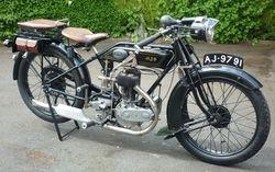 1923 AJS B1 Sports 350cc