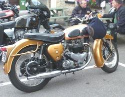 1960 BSA Gold Flash 650cc