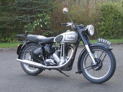 1951 Norton ES2 500cc