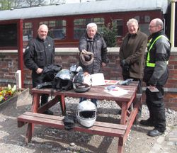 North Staffs Checkpoint, Froghall Station