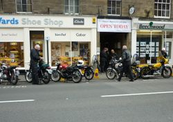 Bakewell Museum Checkpoint