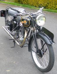 1934 OK Supreme 250cc Fflying Cloud