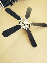 Fan, 2 speeds, summer and winter IKEA