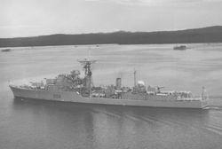 HMAS Voyager