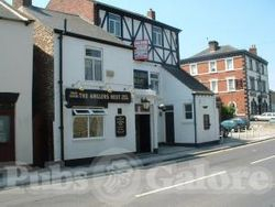 The Anglers Rest - Wombwell