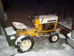 Snow removal  ( out of order sorry)