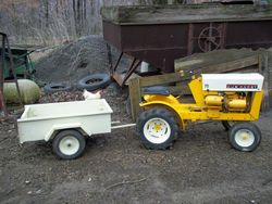 My 70 and #2 cart