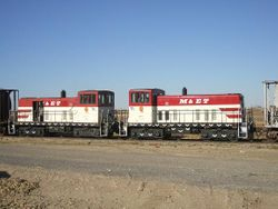 M & ET 603 and 608