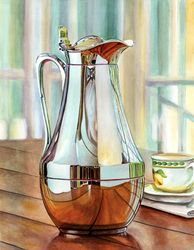 """""""Room Through the Water pitcher """""""
