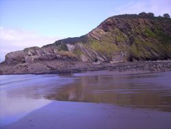 North Devon cove
