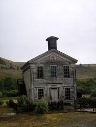 Masonic Building 2007