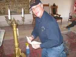 MW Bro Joe Alexander PGM Idaho CLEANING