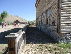 West of Masonic Lodge/Schoolhouse